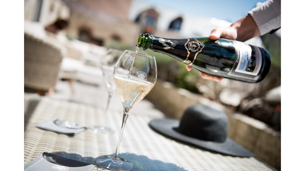 Cours oenologie autour du Champagne