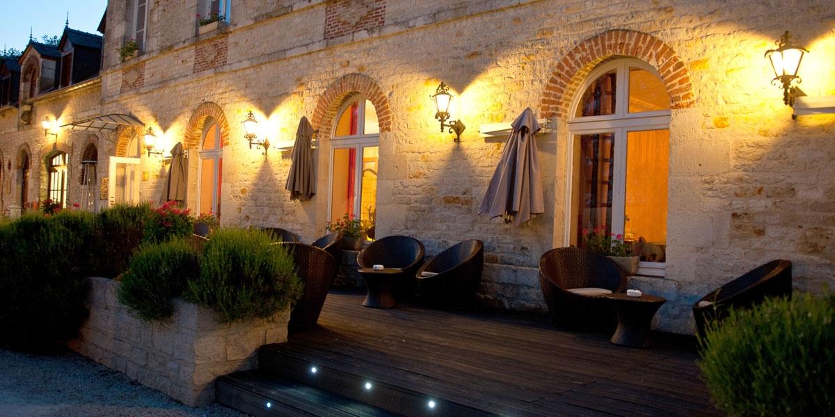 Restaurant Chateau Barive